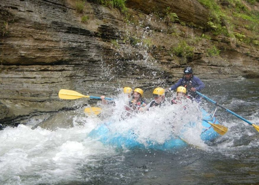 White Water River Rafting - Upper Navua River Fiji
