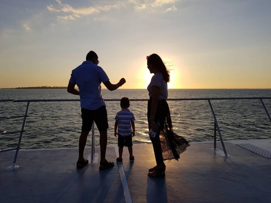 4 Hour Nadi Tour plus Captain Cook Dinner Cruise Combo