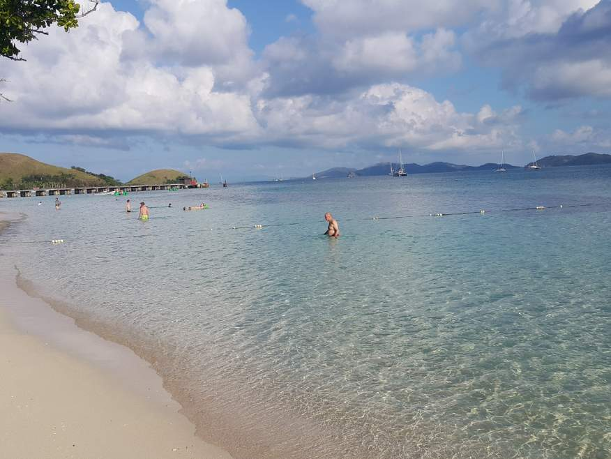 Mana Island Resort Half Day Trip with Lunch & Snorkelling