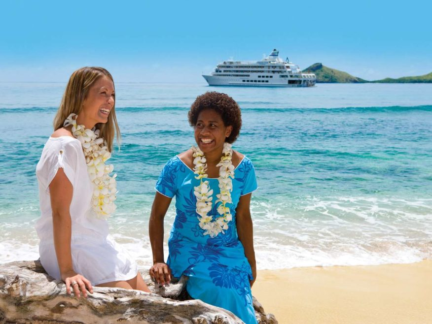3 Night Mamanuca & Yasawa Islands Cruise by Captain Cook – DISCOUNTED