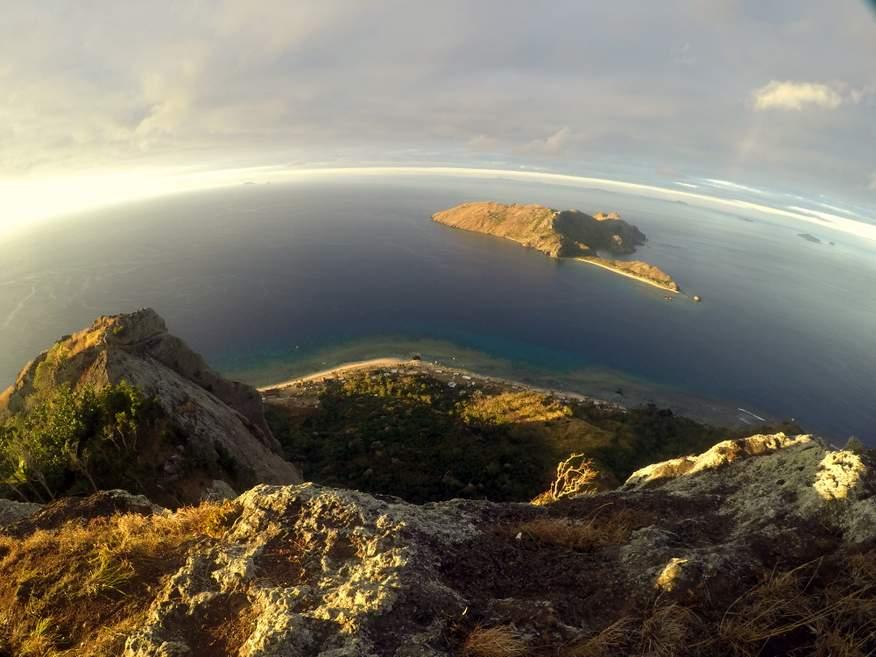 Waya Lailai Island