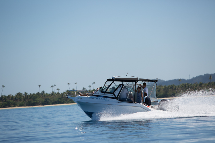 4 & 8 hour Private Boat Fishing Charter from Denarau Up to 4 Guests