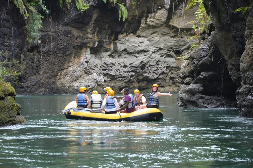 Fiji Whitewater River Adventures