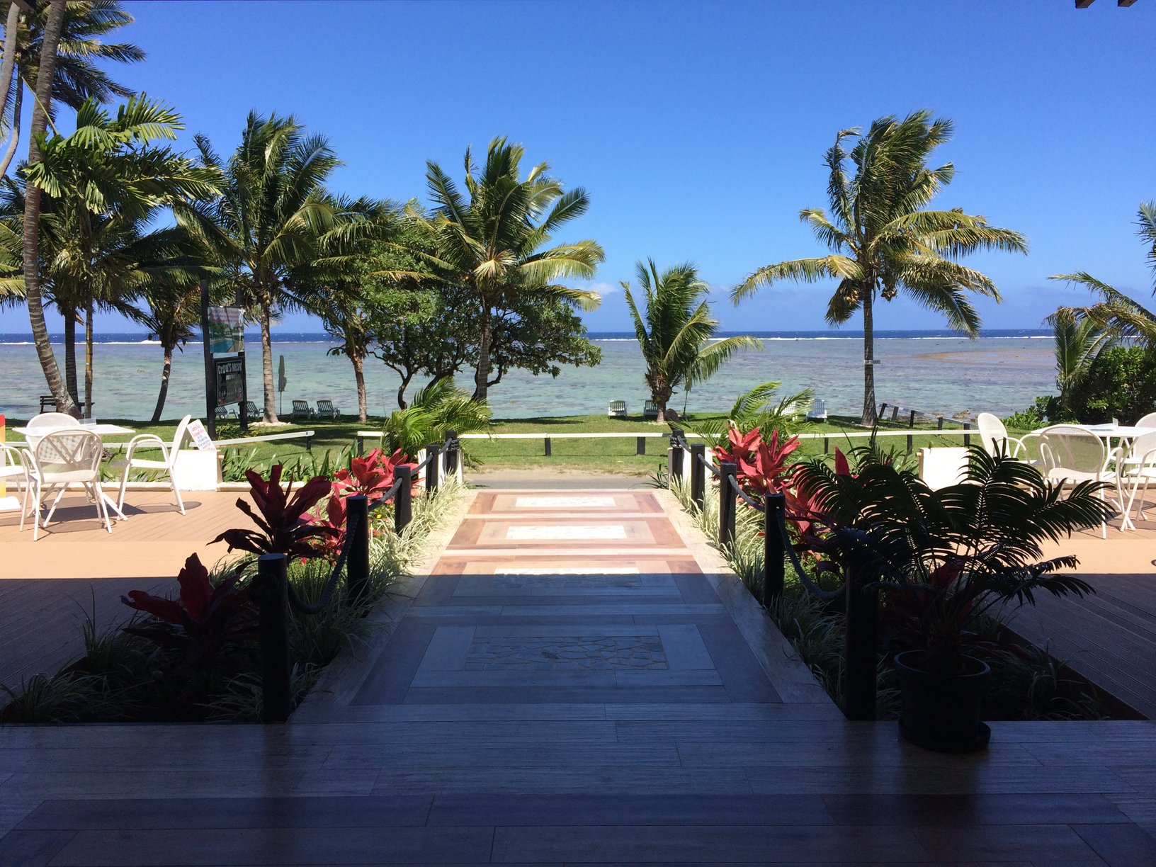 The Crow's Nest Resort: A Hidden Gem in the Coral Coast on Fiji's Sunset Strip